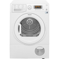 Hotpoint FTCD9726PM1 9Kg Heat Pump Tumble Dryer - White - A++ Rated - GRADED