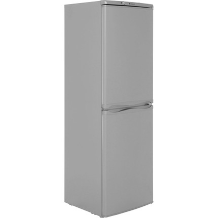 Hotpoint Aquarius HBNF5517S 50/50 Frost Free Fridge Freezer - Silver - A+ Rated - GRADED