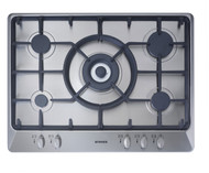 Stoves SGH700C 68cm Gas Hob - Stainless Steel - GRADED