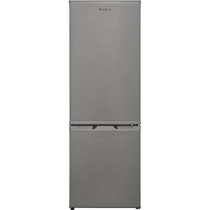 Lec TFL55148S 70/30 Fridge Freezer - Silver - A+ Rated - GRADED.