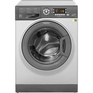 Hotpoint WMAOD844G 8Kg Washing Machine with 1400 rpm - Graphite - A+++ Rated - GRADED