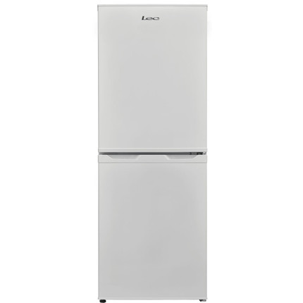 Lec TF55158W 50/50 Frost Free Fridge Freezer - White - A+ Rated - GRADED