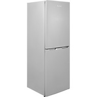 Lec TF55158S 50/50 Frost Free Fridge Freezer - Silver - A+ Rated - GRADED.