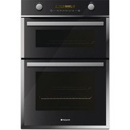Hotpoint Elegance DBZ891CK Electric Built-In Double Oven - Black - GRADED