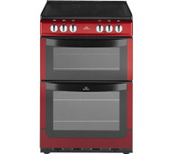 New World 551ETC Electric Cooker - Metallic Red - BRAND NEW