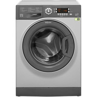 Hotpoint CarePlus WMAOD743G 7Kg Washing Machine with 1400 rpm - Graphite - A+++ Rated - GRADED