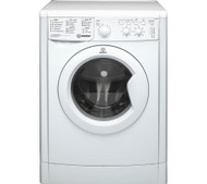 Indesit IWC91282ECO 9Kg Washing Machine 1200 rpm - White - A++ Rated - GRADED