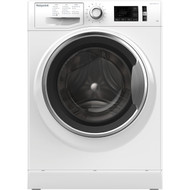 Hotpoint Active Care NM111045WCAUK 10Kg Washing Machine with 1400 rpm - White - A+++ Rated - GRADED