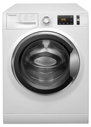 Hotpoint Active Care NM11 964 WC A 9 kg 1600 Spin Washing Machine - White - GRADED