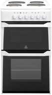 Indesit Advance IT50EWS Freestanding Electric Cooker - White