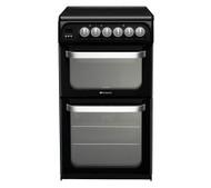 Hotpoint HUE52KS Electric Cooker - Black - BRAND NEW