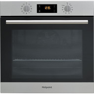 Hotpoint Class 2 SA2840PIX Built In Electric Single Oven - Stainless Steel - A+ Rated - GRADED