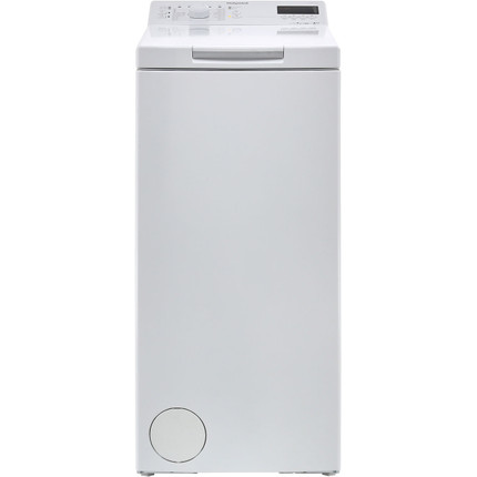 Hotpoint WMTF722H 7Kg Washing Machine with 1200 rpm - White - A+ Rated - GRADED