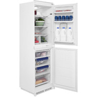 Hotpoint Aquarius HM325FF2.1 Integrated 50/50 Frost Free Fridge Freezer with Sliding Door Fixing Kit - White - A+ Rated - GRADED