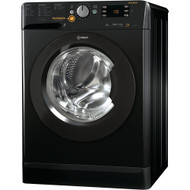 Indesit XWDE861480XK INNEX Washer Dryer in Black 1400rpm 8kg/6kg - Black - GRADED