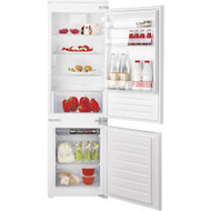 Hotpoint HMCB7030AA.1 Integrated 70/30 Fridge Freezer with Sliding Door Fixing Kit - White - A+ Rated - GRADED