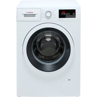 Bosch Serie 6 WAT28371GB 9Kg Washing Machine with 1400 rpm - White - White - A+++ Rated - GRADED