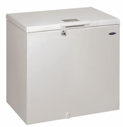 Iceking CF252W 101cm 252L Chest Freezer - White - BRAND NEW