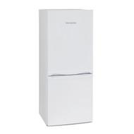 Montpellier MS136W 55cm Wide 136cm Tall Static Fridge Freezer - White - BRAND NEW