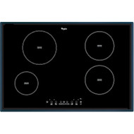 Whirlpool ACM 812/BA 80cm Electric Induction Hob - Front Touch Control 4 Zone - Black - BRAND NEW