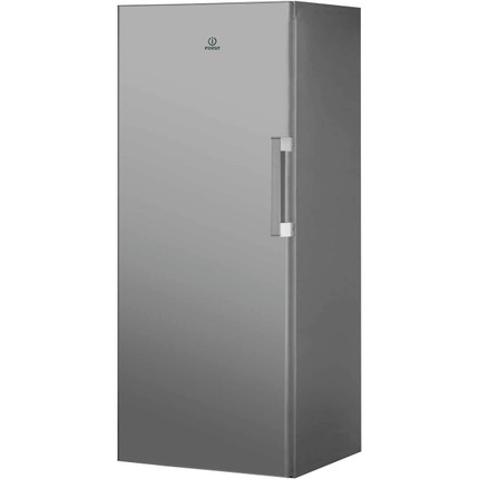 Indesit UI41SUK Upright Freezer - Silver - A+ Rated - GRADED