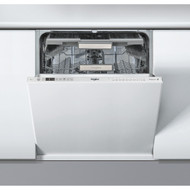 Whirlpool WIO3O43DLSUK Fully Integrated Standard Dishwasher - Silver - GRADED