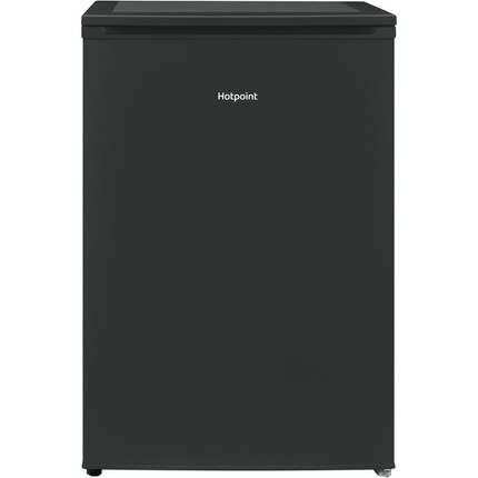 Hotpoint H55RM1110K 55cm Larder Fridge - Black - A+ Rated - GRADED