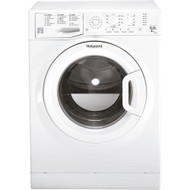 Hotpoint FDEU8640P 8kg Wash 6kg Dry 1400 Spin Washer Dryer - White - GRADED