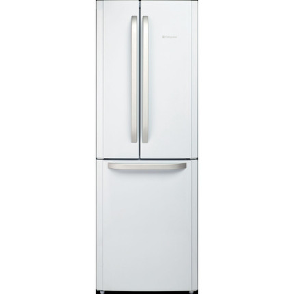 Hotpoint Day 1 FFU3D.1 W 60/40 Frost Free Fridge Freezer - White - A+ Rated - GRADED