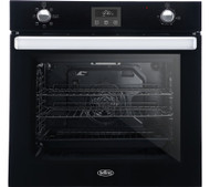 BELLING BI602FP Electric Oven - Black - GRADED