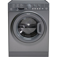 Hotpoint FDL9640G 9kg / 6Kg Wash Dry Washer Dryer 1400 rpm - Graphite - A Rated - GRADED