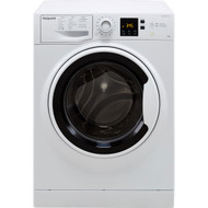 Hotpoint NSWA1043CWWUK 10Kg Washing Machine with 1400 rpm - White - A+++ Rated - GRADED