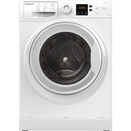 Hotpoint NSWM 843C W 8KG 1600 Spin Washing Machine - White - GRADED