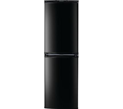 Hotpoint Aquarius HBNF5517B 50/50 Frost Free Fridge Freezer - Black - A+ Rated - GRADED