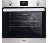 Belling BI602FPCT Built In Electric Single Oven - Stainless Steel - A Rated - GRADED