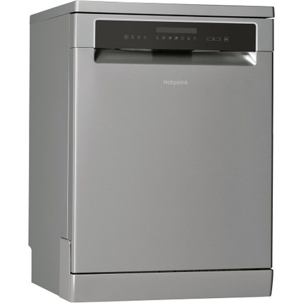 Hotpoint HFP4O22WGCX Standard Dishwasher - Stainless Steel - A++ Rated - GRADED
