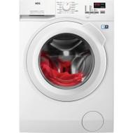 AEG L6FBK841N 8kg 1400rpm Freestanding Washing Machine - White - Rated A+++ - BRAND NEW