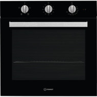 Indesit Aria IFW6330BL Built In Electric Single Oven - Black - BRAND NEW