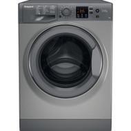 Hotpoint NSWF743UGG 7KG 1400 Spin Washing Machine - Graphite - GRADED