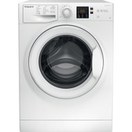 Hotpoint NSWF943CW 9KG 1400 Spin Washing Machine - White - A+++ Rated - GRADED