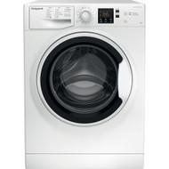Hotpoint NSWA 963C WW 9Kg 1600RPM Washing Machine - White - A+++ Rated - GRADED