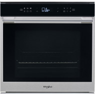 Whirlpool W Collection W7 OM4 4BPS1 P Built-in Electric Oven - Stainless Steel - GRADED