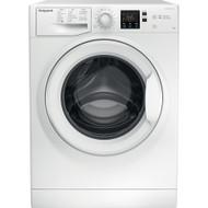 Hotpoint NSWM1043CW 10KG 1400 Spin Washing Machine - White - GRADED