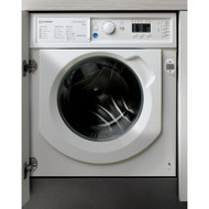 INDESIT BIWMIL91484 Integrated 9 kg 1400 Spin Washing Machine - A+++ RATED - BRAND NEW
