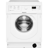 HOTPOINT Ultima S-Line BI WDHL 7128 UK Integrated 7 kg Washer Dryer - B RATED - BRAND NEW