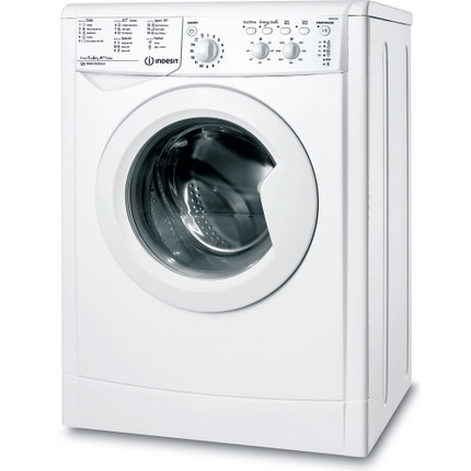Indesit Ecotime IWSC 61252 ECO 6Kg 1200RPM Washing Machine - White - A++ Rated - BRAND NEW