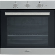 Hotpoint SA3 330 H IX Built-In Oven - Stainless Steel - GRADED