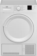 BEKO DTLCE81031 - Freestanding 8kg Condenser Tumble Dryer - White -BRAND NEW