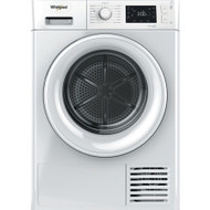 Whirlpool FT M22 9X2 UK Heat Pump Tumble Dryer A++ 9kg - White - GRADED