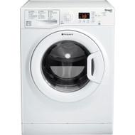 Hotpoint WMFUG1063P SMART Washing Machine - White - GRADED
